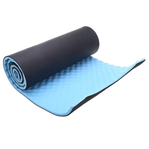 10mm Thick Moisture-Proof Aluminum Yoga Mat Pilates