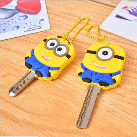2PCS Despicable Me Key Cover
