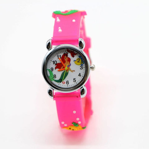 Cartoon Lovely Quartz Wrist Watch
