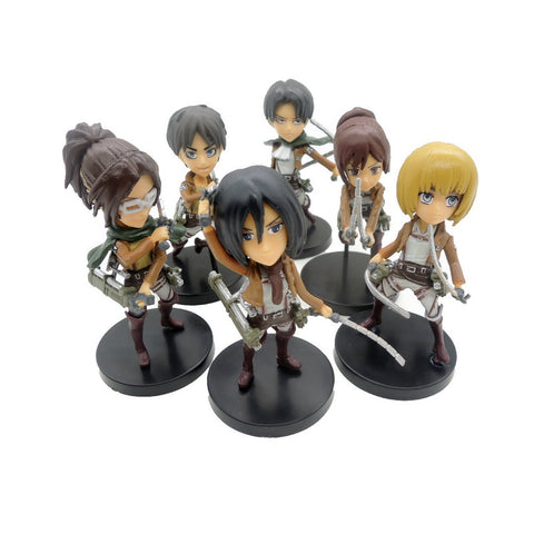 Attack on Titan PVC Action Figure