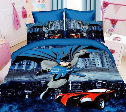 Batman Bedding Set - 02