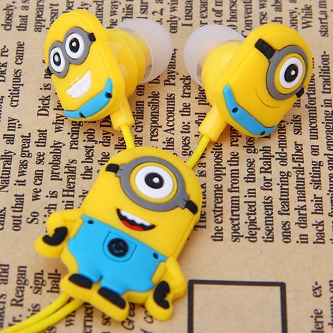 Minion Headphones