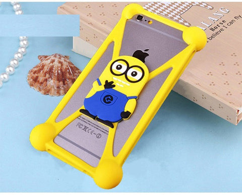 Minion Case For iPhone 5 SE 6 6S