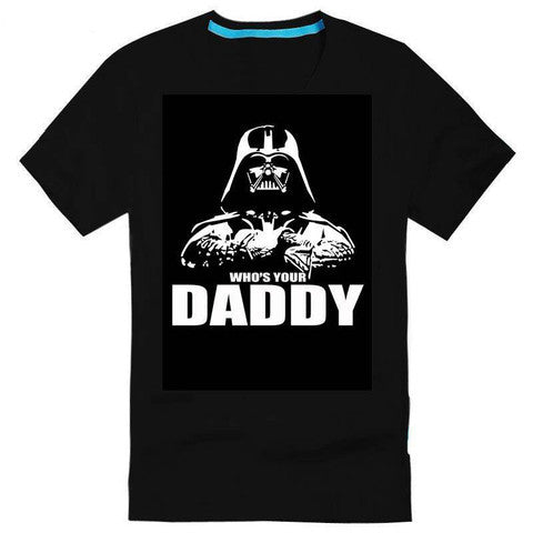 Darth Vader Daddy Black