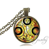 Doctor Who Gallifrey Pendant Necklace