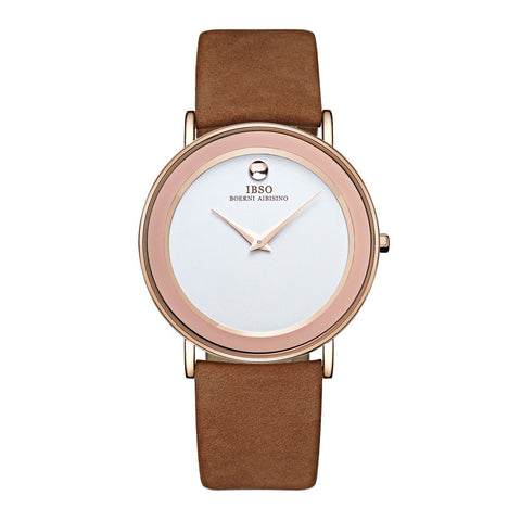 Fashion Ultra Thin Men's Watch