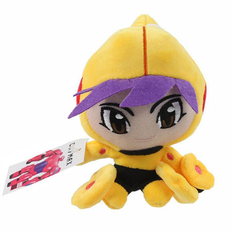 Big Hero 6 Gogo Tomago Plush Doll