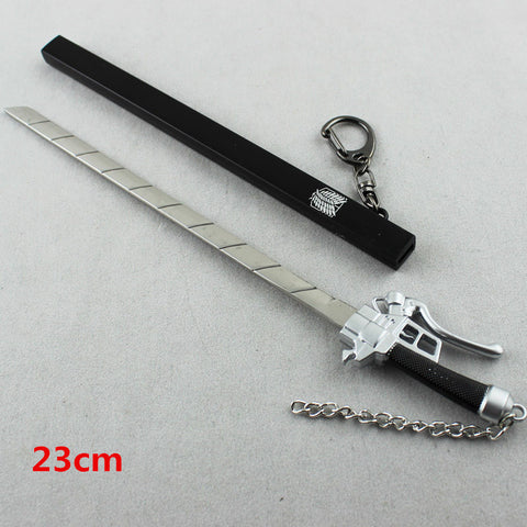 Attack on Titan Sword Keychain