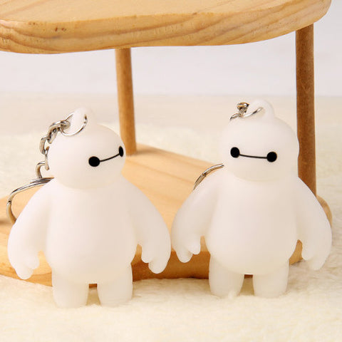 Big Hero Baymax Keychains