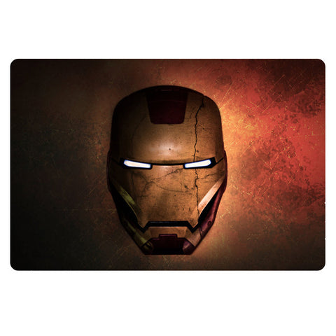 The Iron Man Doormat