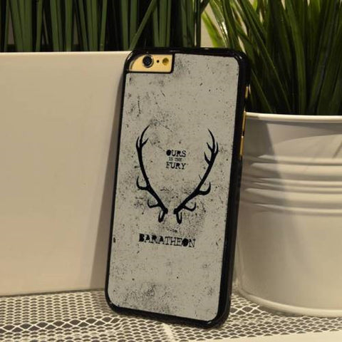 Game of Thrones House Baratheon iPhone Case