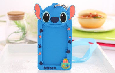 Lilo & Stitch Kid's Card Holder with Sling