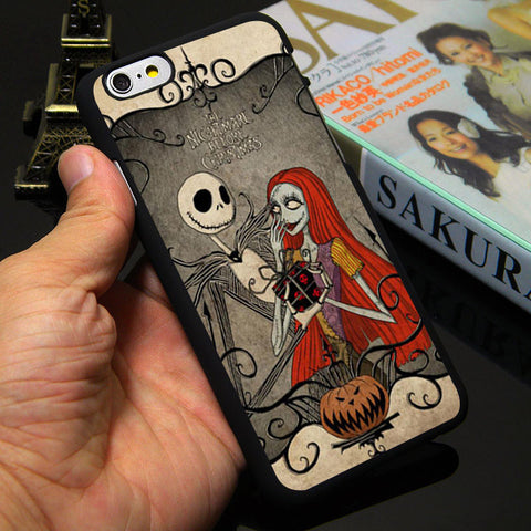 FREE Nightmare Before Christmas Hard Case for iPhone (Just Pay Shipping)
