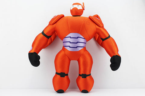 Big Hero 6 Baymax Red Armor