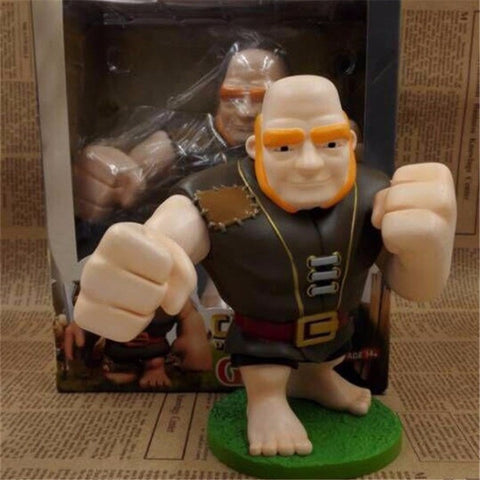 Clash of Clans Giant COC Model Collection