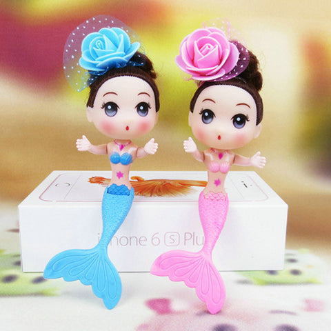 Beauty Mermaid Doll Plush Toy