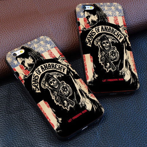 FREE Sons of Anarchy Cell Phone Hard Case for iPhone (Just Pay Shipping)