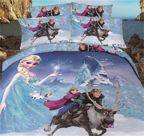 Frozen Bedding Set Elsa Anna