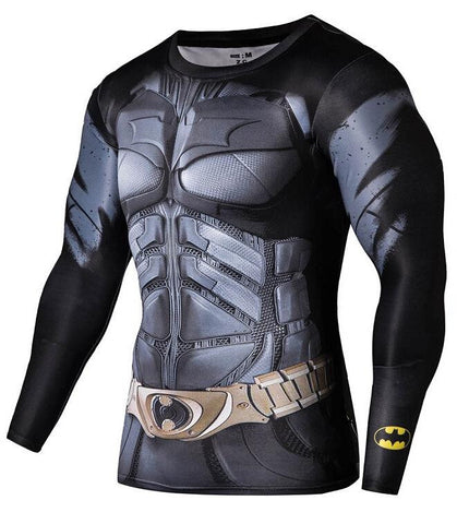 Batman Fitness Longsleeve