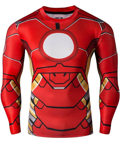 The Ironman Fitness Longsleeve