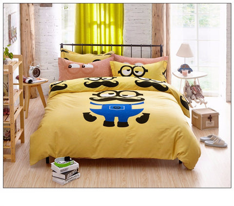 Despicable Me: Minion Type Bedding Set
