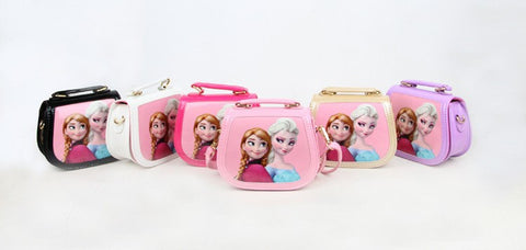 Frozen Shoulder Messenger Purse Bag