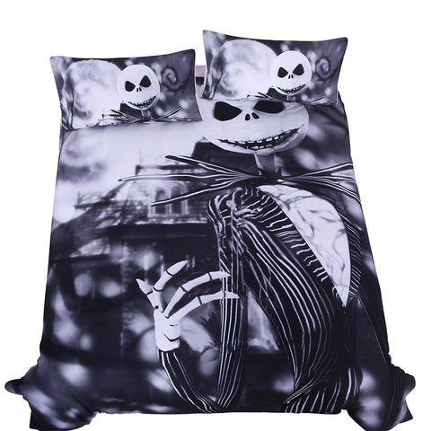 The Nightmare Before Christmas Bedding Set 05