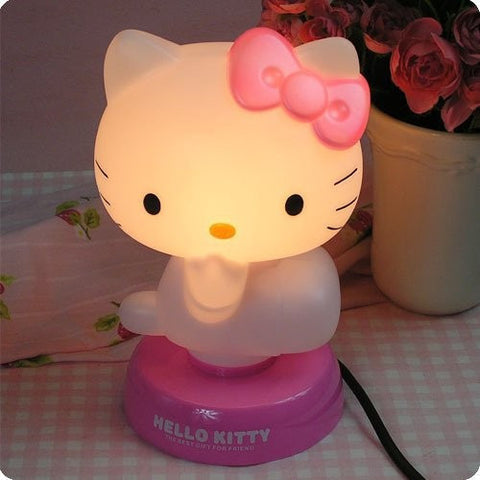 Limited Edition Hello Kitty Lamp