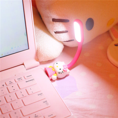 Hello Kitty Flexible Mini USB LED Light