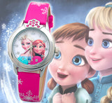 Frozen Rhinestone Watch