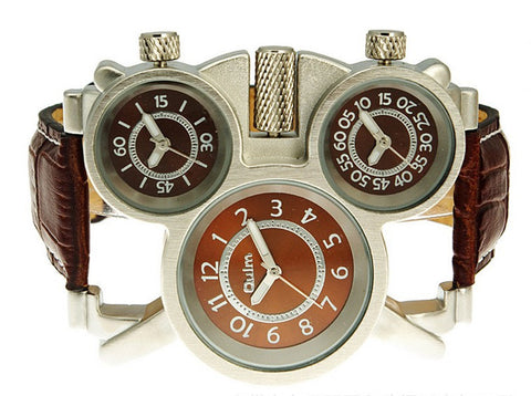 Fashion 3 Dials Watches
