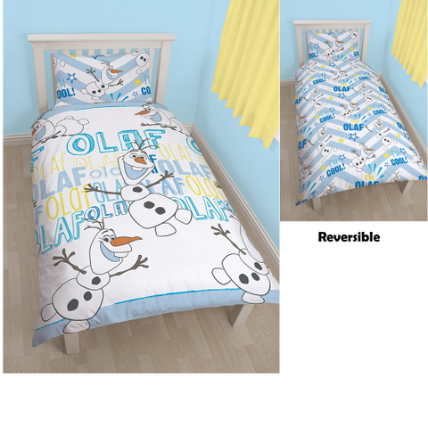 Official Disney Frozen 'Olaf' Bedding Set