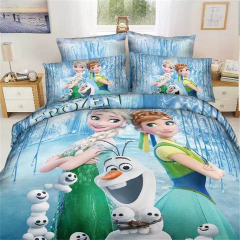 Frozen Bedding Sets Elsa Anna