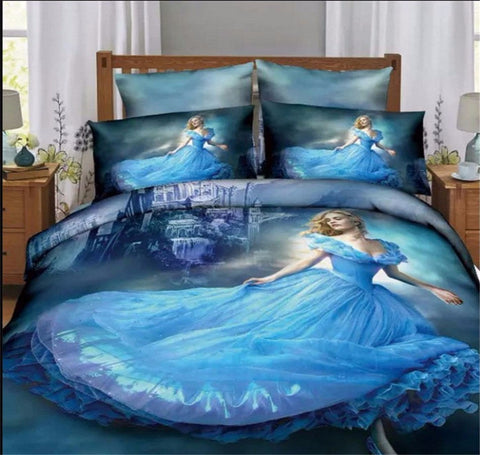 Frozen Bedding Set