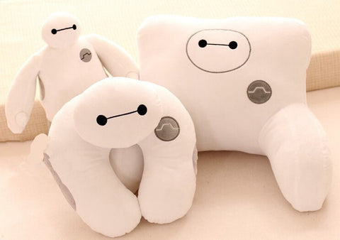 Big Hero Baymax Pillow Set