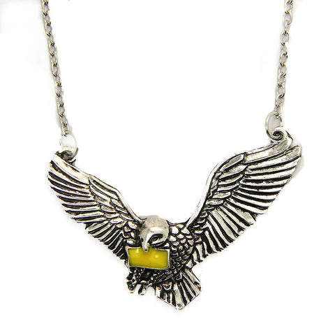 Harry Potter Owl Messenger Hedwig Necklace