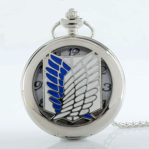 Wings of Liberty Pocket Watch