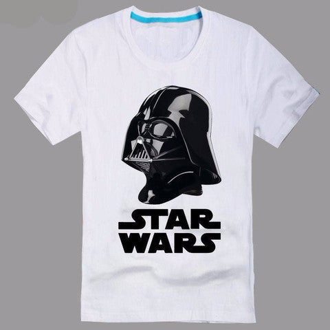 Star Wars Darth Vader White