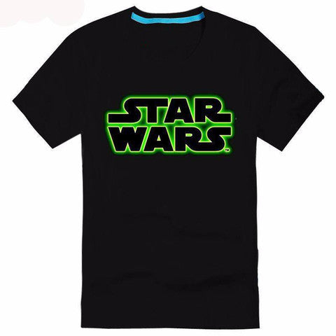 Star War Green Logo