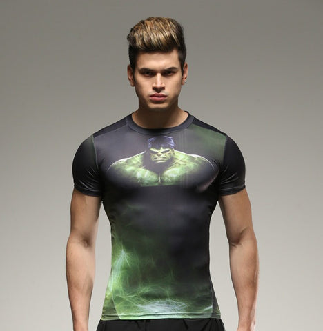 The Hulk Fitness Shirt