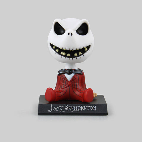 Jack Skellington in Red Suit Wobbler