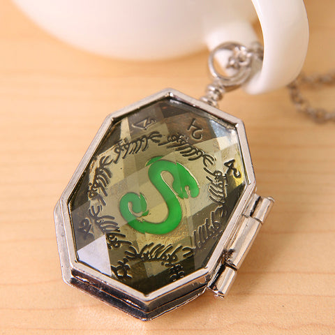 Slytherin Pocket Necklace