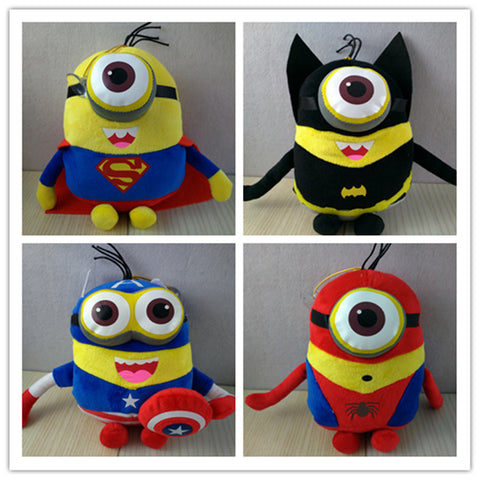 Despicable Me Minions Cosplay Avengers