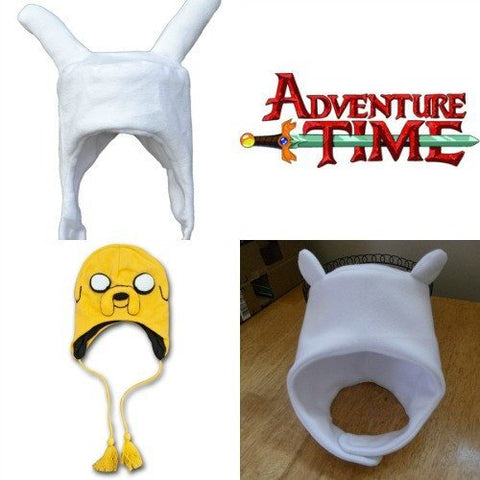 Adventure Time Cosplay Hat