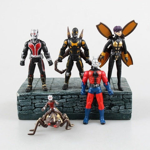 Ant Man Action Figure Set