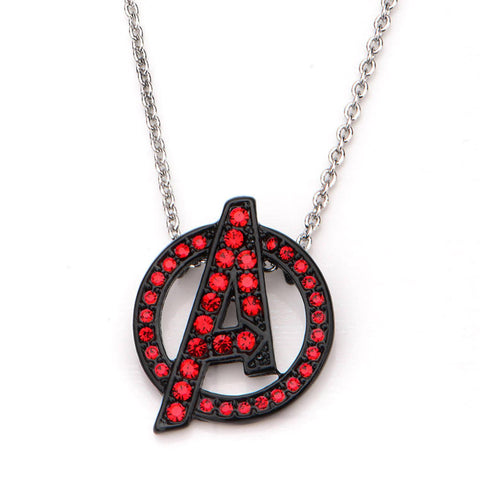 Avengers A Logo Necklace