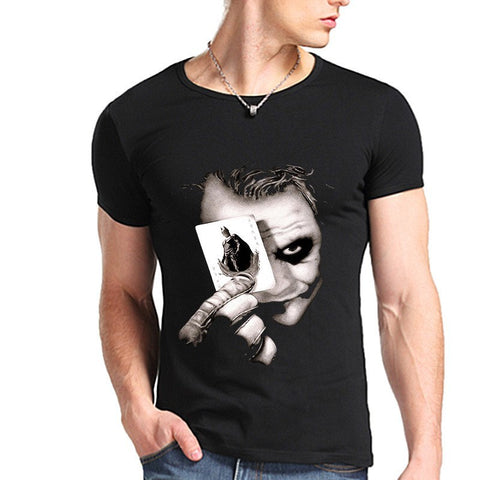 Batman The Dark Knight Rises Joker T Shirt