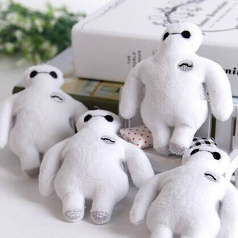 BIG Hero 6 Baymax 8cm Doll