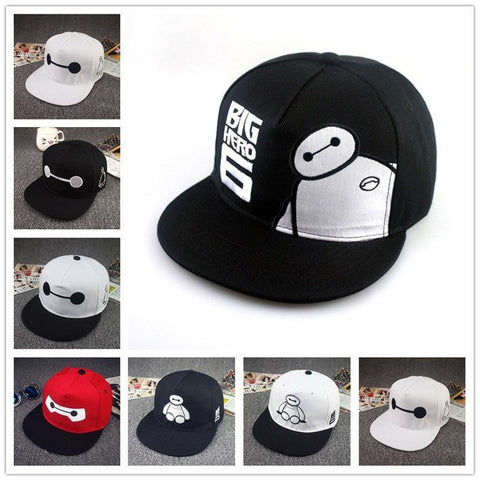 Big Hero 6 Baymax Baseball Cap