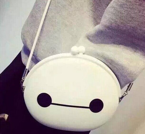 Big Hero 6 Baymax Satchel Bag